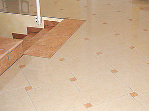 Укладка напольной и настенной керамической плитки