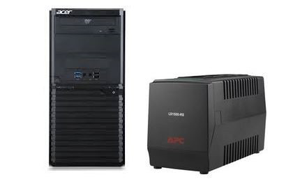Компьютер Acer Veriton M2640G /MT /Intel Core i3 DT.VPPMC.006/TC1