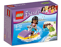 LEGO Friends  Водный мотоцикл Эммы