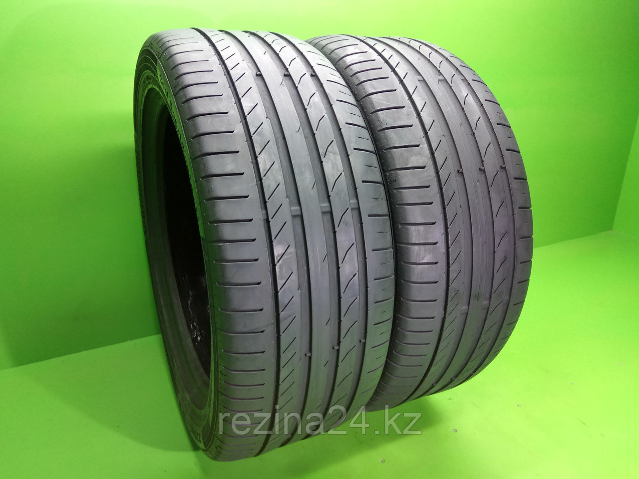 235/45 R 17 (94W) CONTINENTAL Conti Sport Contact 5 летние б/у шины