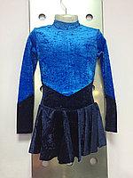 Платье-купальник для фигурного катания и танцев