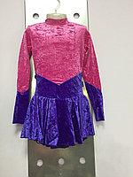 Платье-купальник для фигурного катания, фото 1