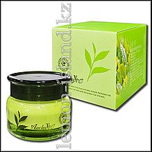 Крем детский для лица увлажняющий с экстрактом зелёного чая (Таиланд).