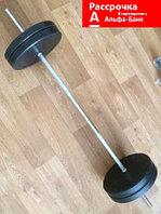 Штанга общий вес 45 кг, фото 1
