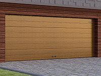 Гаражные секционные ворота с торсионным механизмом RSD02, фото 1