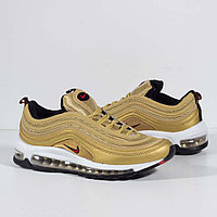 Кроссовки Nike Air Max 97 Gold