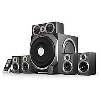Колонки, Edifier, S760D Encore, 5.1, RMS 240W+32W*5, Цифровые декодеры Dolby Pro Logic II, Dolby Dig