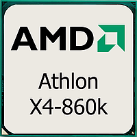 Процессор AMD S-FM2+ Athlon X4 860K (3,7GHz/4.0GHz) 4C/4Th 4mb Cache oem