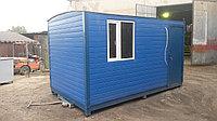 Бытовка вагончик  (контейнер) утепленная , 4 метра. Алматы.