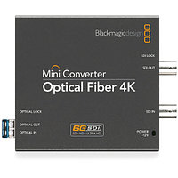 Blackmagic Design  Mini Converter - Optical Fiber 4K, фото 1