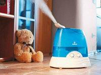 Применения -Увлажнителей и Очистителей воздуха.