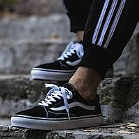 632cf32daf5c Кеды Vans Old Skool Black White PRM