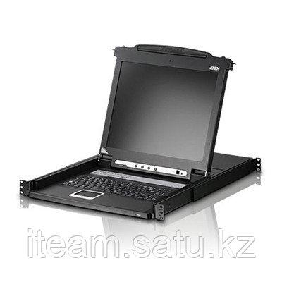 "LCD-KVM консоль ATEN CL1016M (17"" LCD / 16-и портов (SPHD) Под заказ 2-4 недели)"