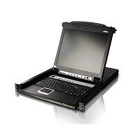 "LCD-KVM консоль ATEN CL5716M (17"" LCD / 16 портов (SPHD-15) Под заказ 2-4 недели), фото 1"