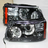 Передние фары Range Rover Sport LED Head Lamp For Land Rover 2010-2012 year
