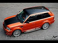 Оригинальный обвес Kahn на Range Rover Sport - AUTOBIOGRAPHY (Рестайлинг)