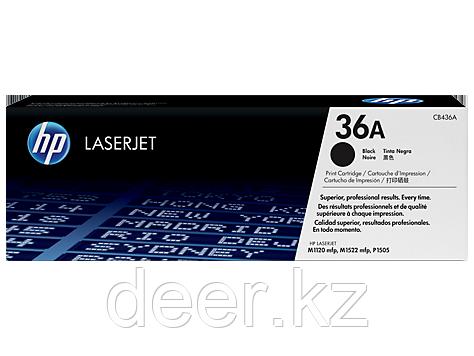 Картридж HP Laser/black CB436A