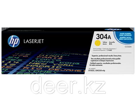 Картридж HP Laser/yellow CC532A