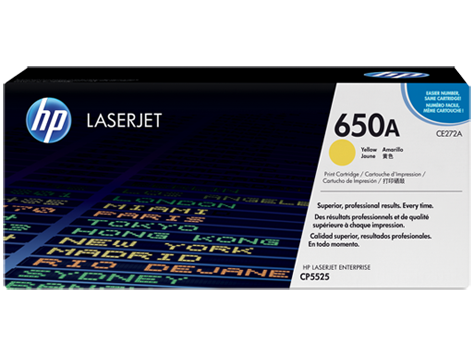 Картридж HP Laser/yellow CE272A
