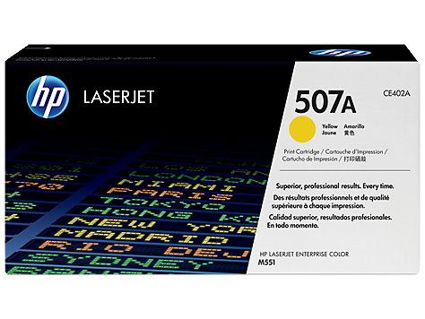 Картридж HP Laser/yellow CE402A