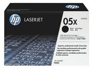Картридж HP Laser/black CE505X