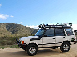 Land Rover Discovery I шноркель- T4