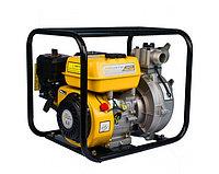 Бензиновая мотопомпа для чистой воды LTF50CE-2