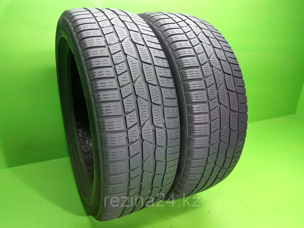 205/50 R 17 (93H) M+S CONTINENTAL Conti Winter Contact всесезонные б/у шины