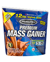 Гейнер MuscleTech - 100% Premium Mass Gainer V2, 5,44 кг
