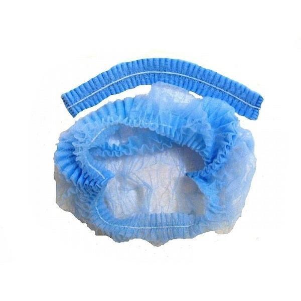 Шапочка шарлотта голубая (100/1000) (1 упаковка - 100шт)