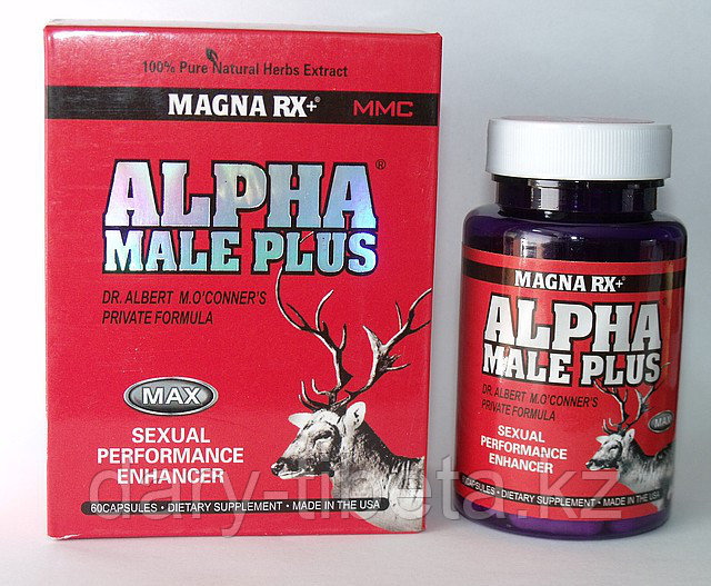 Alpha Male Plus -Альфа Самец