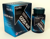 Good Man Penis USA NO1(60капсул)Самец