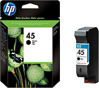 Картридж HP 51645AE Desk jet/№45/black/42 ml