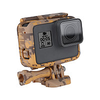 Камуфлированная рамка для GoPro HERO 5/6/7 Edition, фото 1