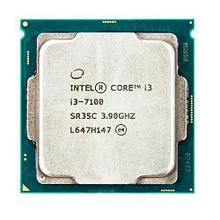 Процессор Intel® Core™ i3-7100 Soc-1151 3M Cache, 3.90 GHz Intel HD Graphics 630 Tray