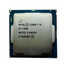 Процессор Intel 1151 i5-7500, 6M 3.40 GHz HD630 oem 4/4 Core KabyLake (i5-7500 oem)