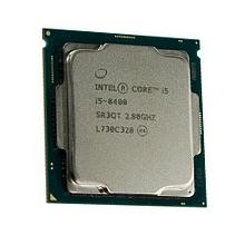 Процессор Intel Сore i5-8400, 2.8GHz (Coffee Lake, 4.0), 6C/6T, 9 MB L3, HD630/350, 65W, Socket 1151