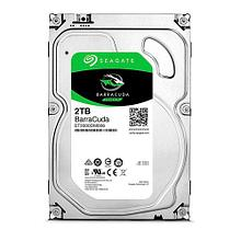 "Жесткий диск HDD  2Tb Seagate Barracuda SATA6Gb/s 7200rpm 64Mb 3,5"" ST2000DM006"
