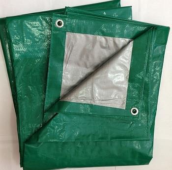 Тент тарпаулин 120 гр/м2 10х12 м