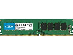Память Crucial 4GB DDR4 2400MHz CT4G4DFS824A PC4-19200 CL17 DIMM 288-pin 1.2B kit
