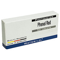 Тест-таблетки Phenol Red