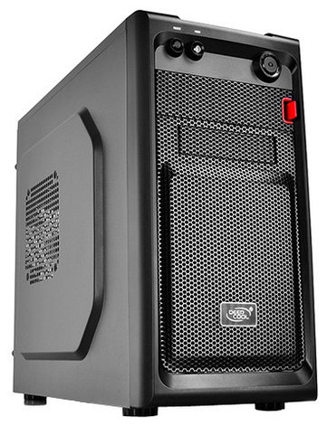 Корпус, Deepcool, SMARTER, DP-MATX-SMTR, Mini-ITX/Micro ATX, USB 3.0/2.0, HD-Audio+Mic	, фото 2