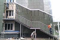 Лестница с перилой, фото 1