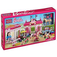 Конструктор Mega Bloks Barbie Horse Stable Конюшня Барби, 275pcs