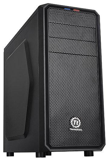 Корпус Thermaltake Versa H25/Black/No Win, CA-1C2-00M1NN-00