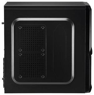 Корпус, Aerocool, V3X Advance Black Edition, ATX/Micro ATX, USB 3.0/ 2.0, HD-Audio+ Mic, Кулер 8см, , фото 2
