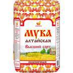 Мука пшеничная, высший сорт, 5кг