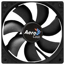 Кулер для кейса, AeroCool, DARK FORCE Black, 120мм, 1200±10%об.мин, 3pin/4pin, Габариты 120х120х25мм