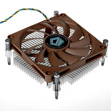 Кулер ID-Cooling IS-20i <slim, Intel LGA1150/1155/1156, TDP45W, HydrHydraulic Bearing, винты, 4PIN