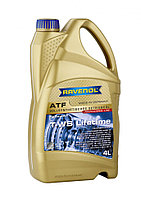 Масло АКПП RAVENOL ATF T-WS Lifetime Fluid, 4л